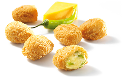 Foto Chili cheese nuggets 6st.