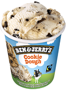 Foto Cookie Dough 500ml