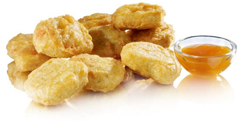Foto Chicken nuggets 6st