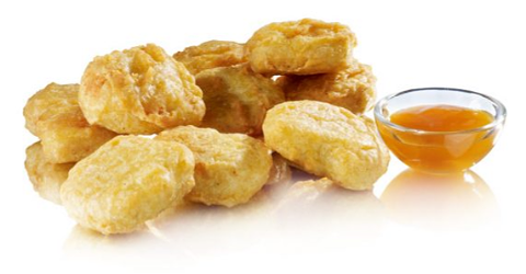 Foto Chicken nuggets 20st